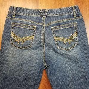 Tommy Hilfiger Vintage Womens Jeans Sz 8 X 29 Hope